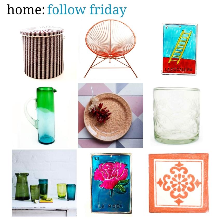 home: follow friday [ Milagros]