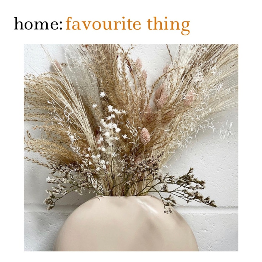 home: favourite thing [ flowers]