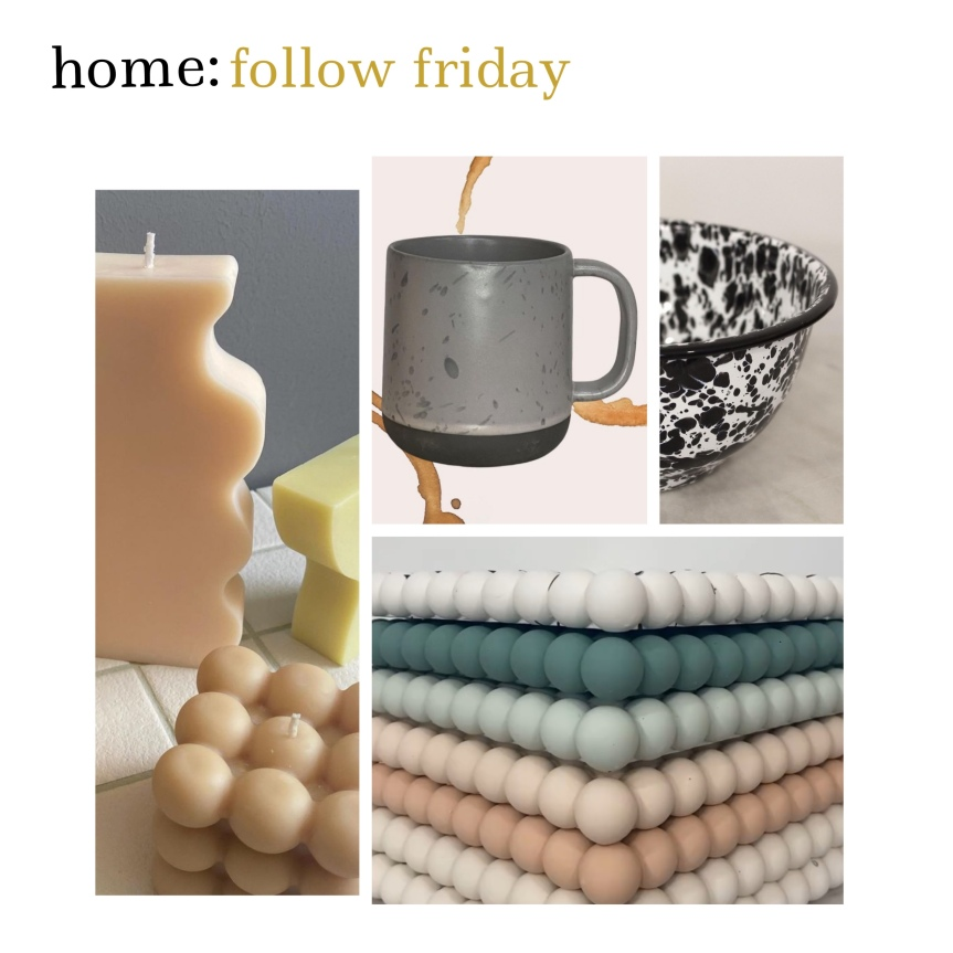 home: follow friday [ Tate At Home]