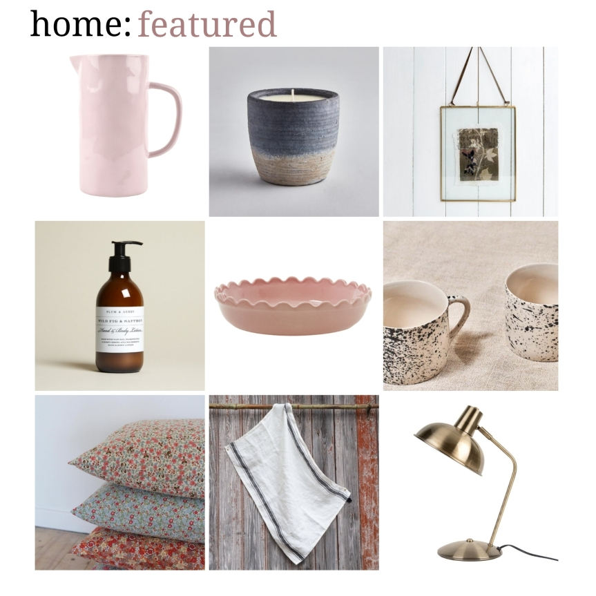 home: featured [ Domestic Science]