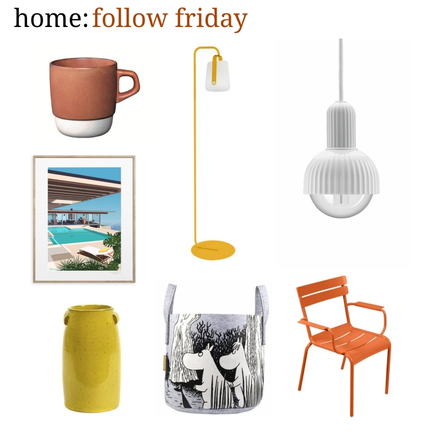 home: follow friday [ Treacle George]