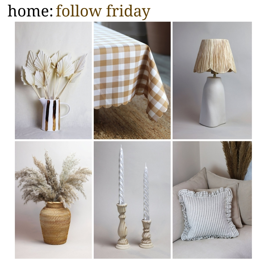 home: follow friday [ Sun and Day]