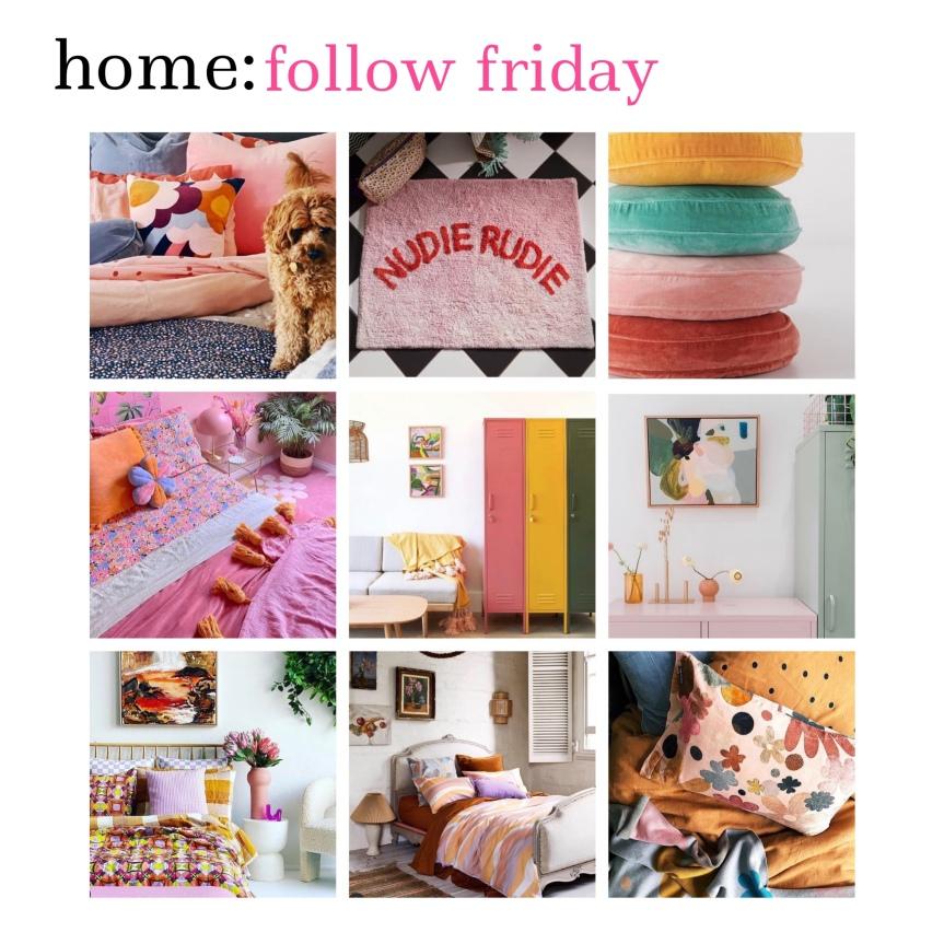 home: follow friday [ Antipodream]