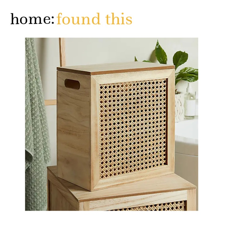 home: found this [ storage box]