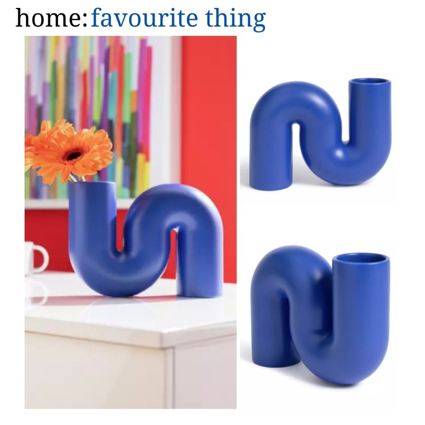 home: favourite thing [ vase]
