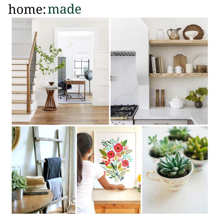 home: made [ free DIY ideas]