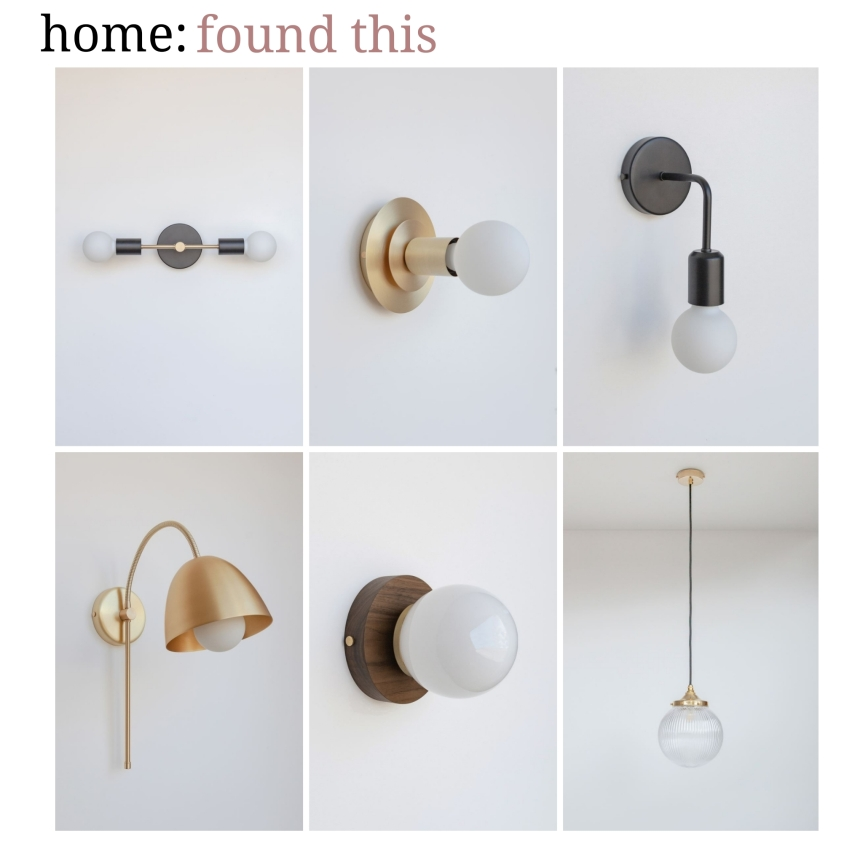 home: found this [ lighting]
