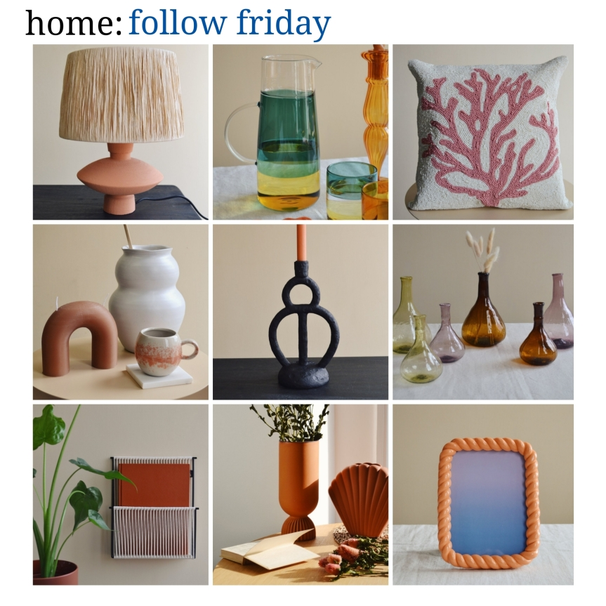 home: follow friday [ Spicer & Wood]
