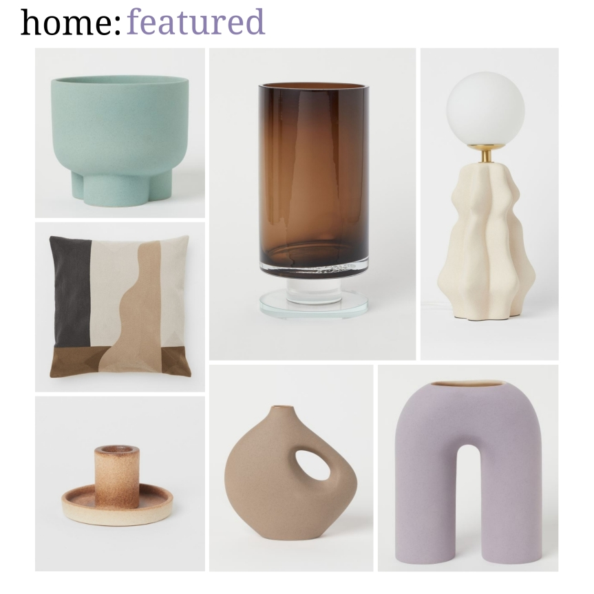 home: featured [ H&M Home]