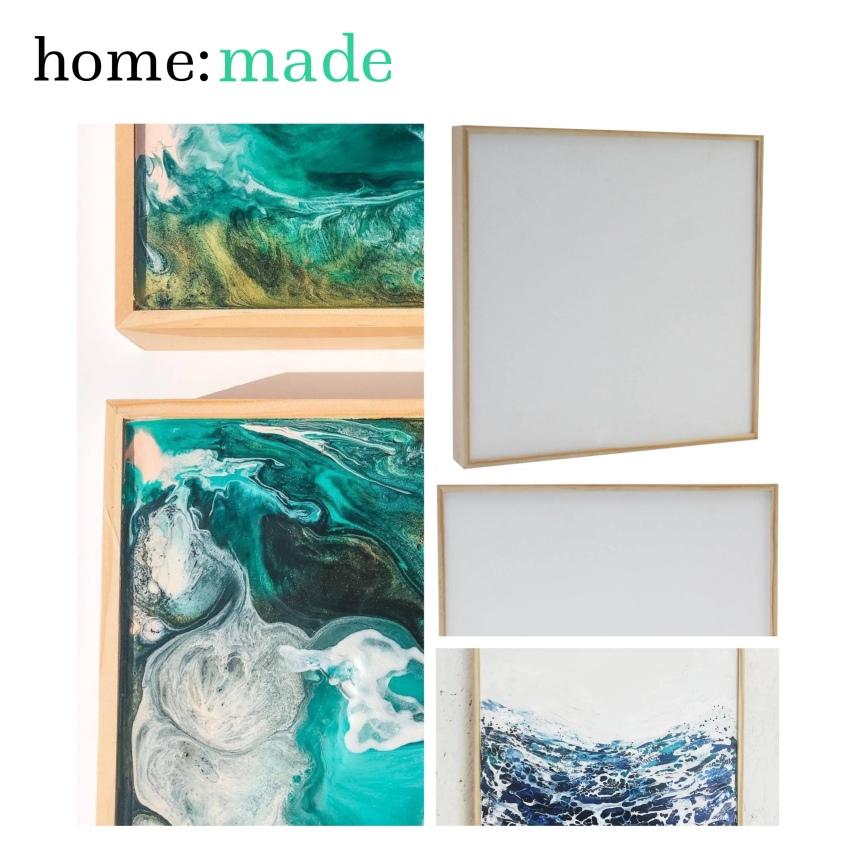 home: made [ liquid art]