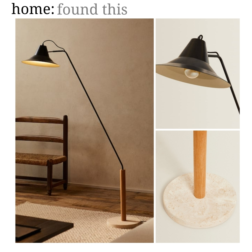 home: found this [ floor lamp]