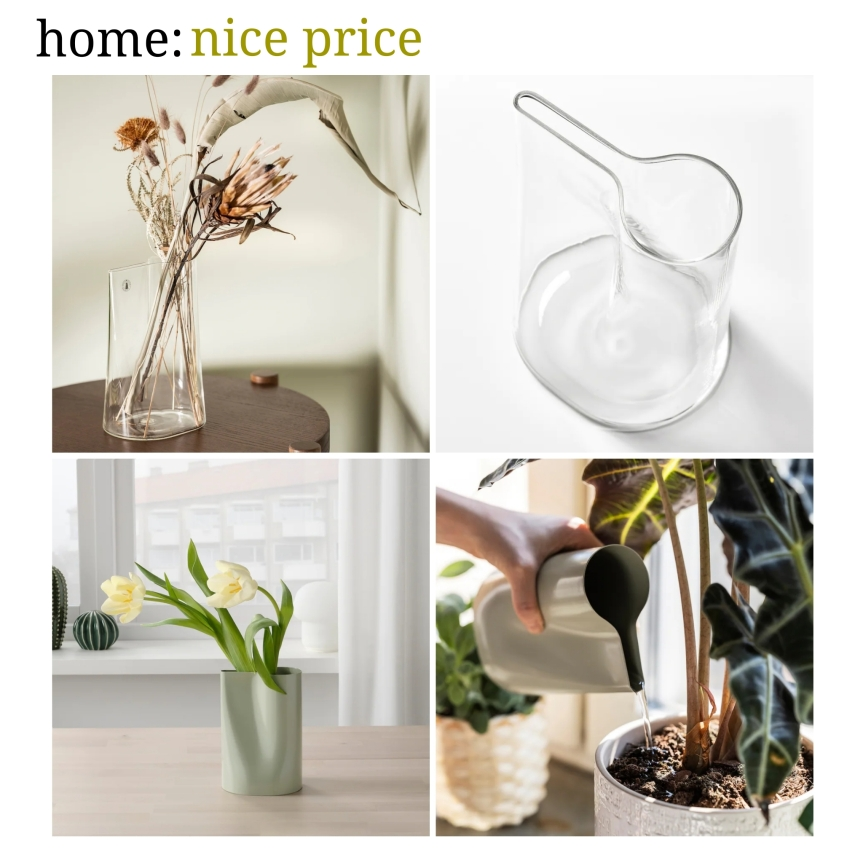home: nice price [ vase/watering can]