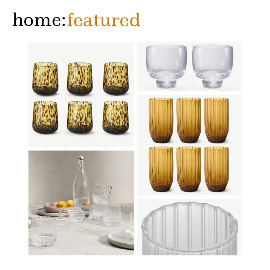 home: featured [ glassware]