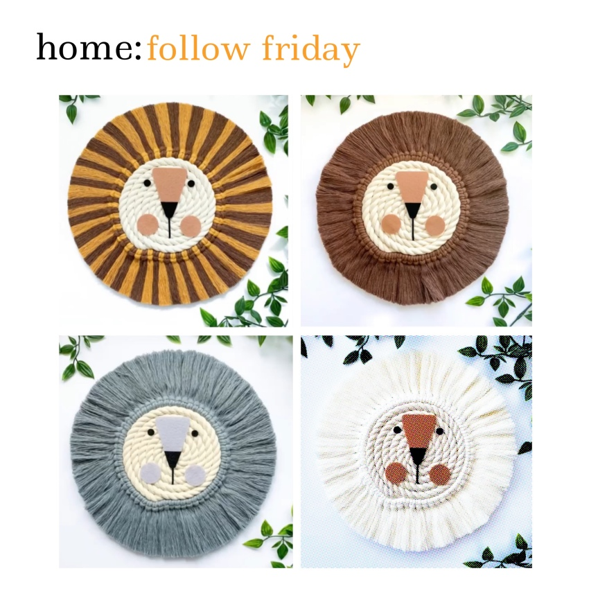 home: follow friday [ Florrie + Olive]